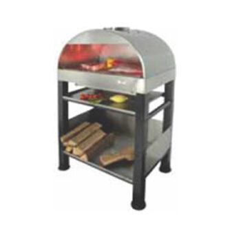 Гриль на дровах BBQ (Morello Forni)