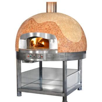 Пицца печь на дровах и газе MIX CM купить