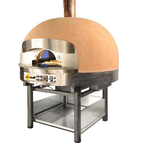 Пицца печь на дровах и газе MIX CB купить