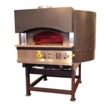 Пицца печь ротационная газовая серия FGR (Morello Forni). Пицца печь ротационная газовая FGR