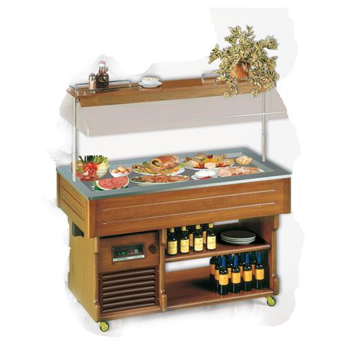 Шведский стол холодильный Isola 4M