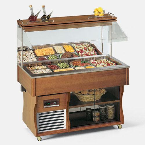 Шведский стол холодильный MURALE 4M