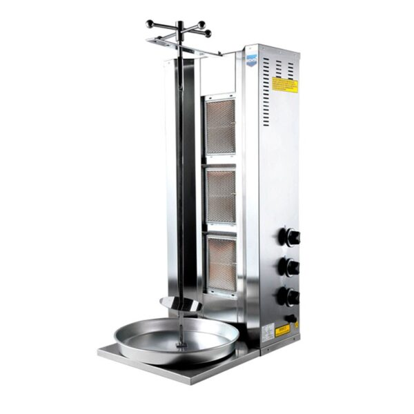 Аппарат для шаурмы газовый D12 LPG Remta