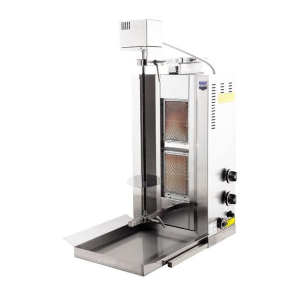 Аппарат для шаурмы газовый D14 LPG Remta