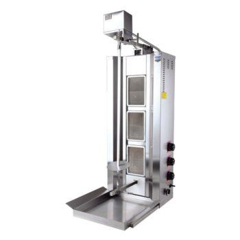 Аппарат для шаурмы газовый Remta D15 LPG с приводом